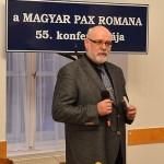 A Magyar Pax Romana elnöke